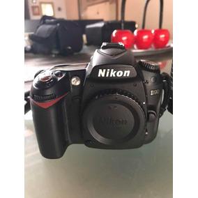 Cámara Nikon D90 Con Lente 18-140mm 3.5/5.6