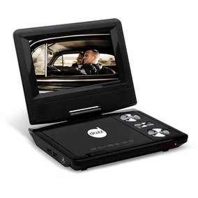 Dvd Player Portátil Dz-65130 Dazz 7 Pol
