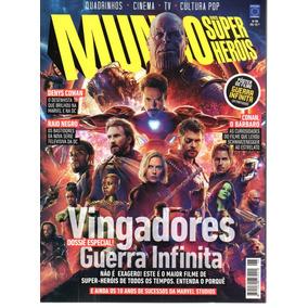 Mundo Dos Super-herois 98 - Europa - Bonellihq Cx401 I18