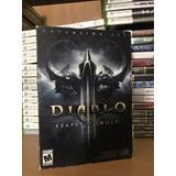 Diablo Iii 3 Reaper Of Souls - Nuevo Y Sellado - Pc
