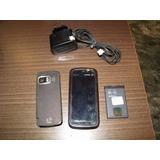 Nokia 5800 Xpressmusic 8gb 3g Wi-fi Cam 3.2 Gps Preto