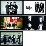 Colección Carpeta De 5 Posters The Beatles (30.5 X 45.5cm)