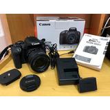 Cámara Fotográfica Profesional Canon Rebel T71 Ef-s 18-55mm