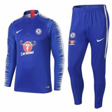fae8e28ddb Conjunto Chelsea 2019 2020 Carabao Treino Nike- Frete Grátis