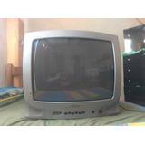 Televisor Convencional Sankey 21 Pulgadas Usado