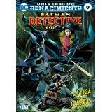 Cómic, Dc, Detective Cómic #9 Ovni Press