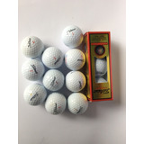 15 Bolas De Golf Titleist (1 Caixa E 12 Usados)
