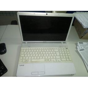 Notebook Samsung Vaio Mod. Pcg-61611x Para Retirada De Peças