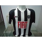 Camisa Atletico Mineiro Lotto / Fiat 2008 # 8 - ( 669 )