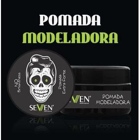 Pomada Modeladora Seven - Produtos de Cabelo no Mercado Livre Brasil a00cfc85feb