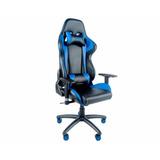 Cadeira Gamer Akasa Venom Sgc20 Preto C/ Azul