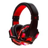Headset Gamer Pc Fone Ouvido Ps4 Celular 7.1 Pro P2 Usb Led