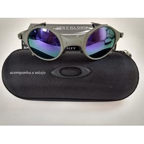 ba05eaaa1a6b1 Oakley Medusa - Calçados, Roupas e Bolsas no Mercado Livre Brasil