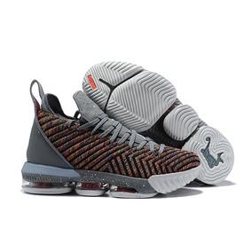 7bb3f9429a5 Tênis Nike Lebron 16 Xvl Com Caixa Modelo Novo Kobe Importad