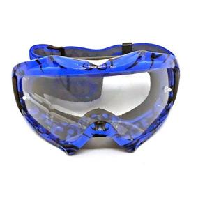 Oculos Cross Para Capacete Off - Acessórios de Motos no Mercado ... 84433a088c