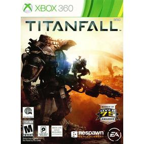 Jogo Titanfall Xbox 360 X360 100% Português Física Online