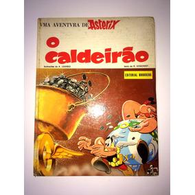 Uma Aventura De Asterix - O Caldeirão