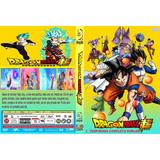Dragon Ball Super 1° À 5° Temporada Dublado
