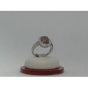 Hermoso Anillo De Plata 925 Con Opalo Y Cristales 4112a27