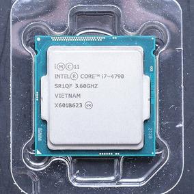 Procesador Intel Core I7 4790 3.60ghz Socket 1150
