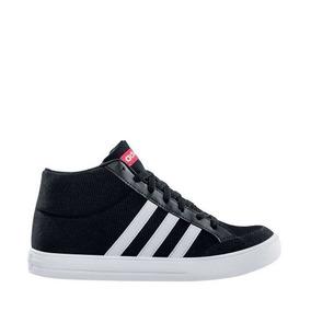 buy popular 49525 9ed24 Tenis Media Bota Originales adidas Color Negro Textil Ur42