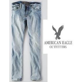 Jeans American Eagle. Hollister. Aero. Original. Talla 30