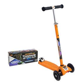 Patinete Com 3 Rodas Scooter Net Racing - Mini Veículos e Bicicletas ... 27964879b0a0f