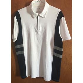 34d216d3f8 Camisa Gola Polo Armani Exchange - Calçados