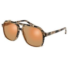 1d8159f182115 Stella Mccartney Sc0076s Gafas De Sol 001 Havana   Red.