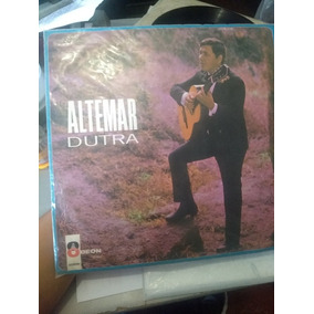 Disco Lp Altemar Dutra (1968)