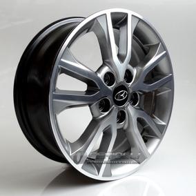 Rodas Hyundai Creta 2018 Aro 16 Leia A Descrição