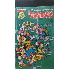 Gibis Hqs Disney Edição Especial Anos 90