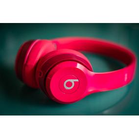 Fone De Ouvido Beats Solo 2 Rosa Pink Usado