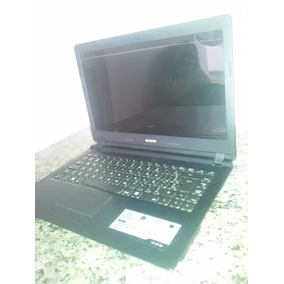 Notebook Cce Ultra Thin U25 500gb Hd, 2gb Ram, Tela 14