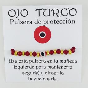 Pulsera De Proteccion, Ojo Turco,