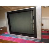 Tv Panasonic 29 Pulgadas. Pantalla Plana. Stereo.