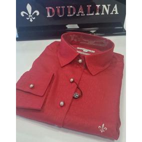 38e4af6187 Camisa Feminina Dudalina Original 12x Sem Juros Do 34 Ao 48