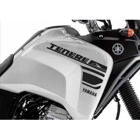 Kit De Adesivos Yamaha Ténéré 250 Estilo 2018 Preto
