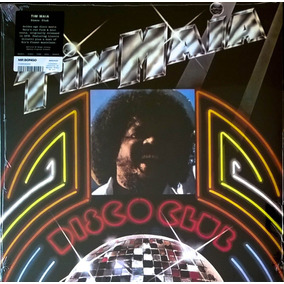 Lp Tim Maia Disco Club 1978 Vinil Uk Lacrado 2018 Reissue