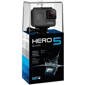 Gopro Hero 5 Black Original Lacrada + Nfe - 100 -210