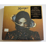 Michael Jackson Xscape Deluxe Cd+dvd Original Nuevo Sellado