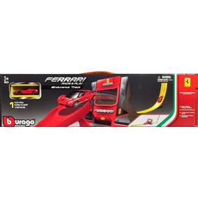 Ferrari Race And Play Endurance Track De Burago Esc. 1:64 3+