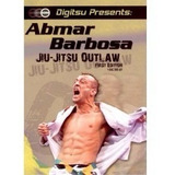 Abmar Barbosa - Jiujitsu Outlaw 4dvds Em 2dvds