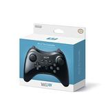 Control Para Consola Nintendo Wii U - Negro