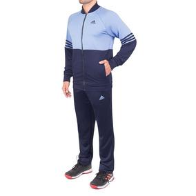 c3cb556acf Agasalho Adidas Masculino Em Helanca - Calçados