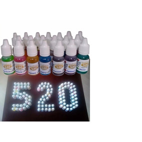 Kit 5 Essencias Sem Nicotina - 520 Caneta Eletronica
