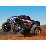 Traxxas Monster Truck 4x4 - 50 Kil X Hora Stampede