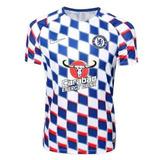 0a542ae66e Camisa Pre Jogo Chelsea - Camisas de Futebol no Mercado Livre Brasil