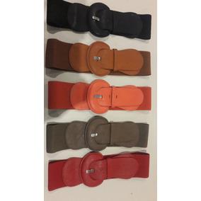 Cinturon Dama 5 Diferentes Colores $19 Pesos C/u