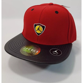 Gorra Para Niño Air Jordan Retro 14 Red Ajustable 8e3b3752612